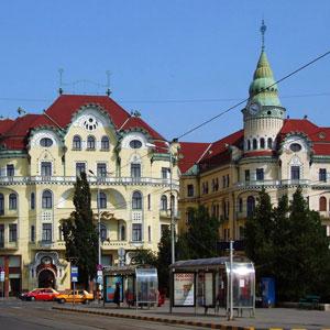 Oradea_piaţa_Unirii