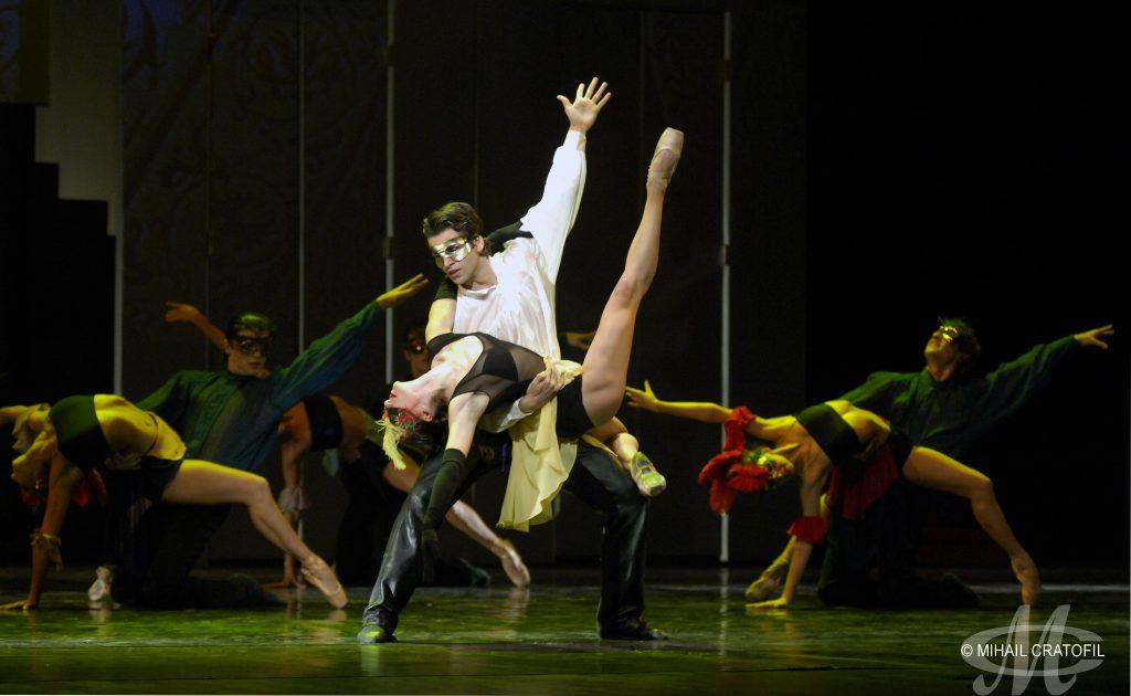 Fotografie de balet