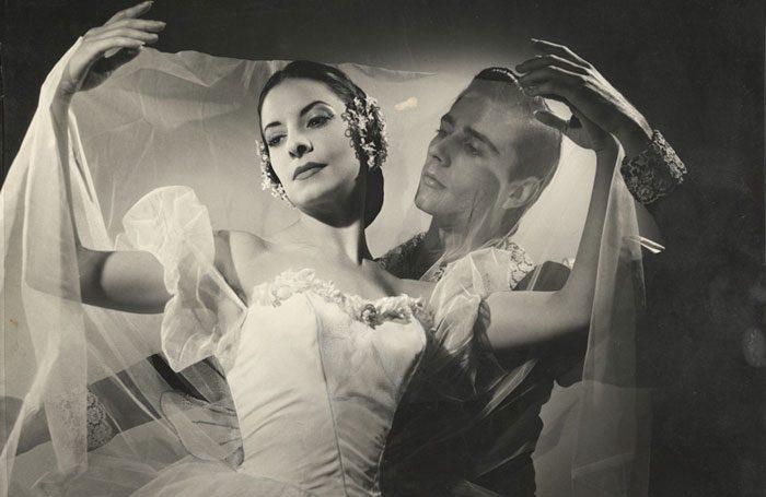 Mari balerini ALicia ALonso