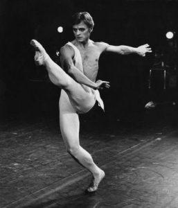 Mari balerini Misha