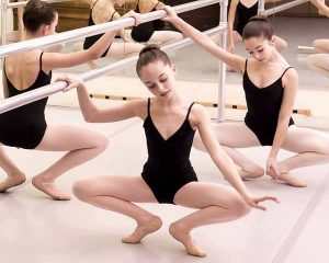 tehnica în balet